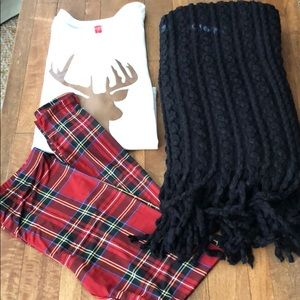Other - Sweater Vest Outfit Bundle